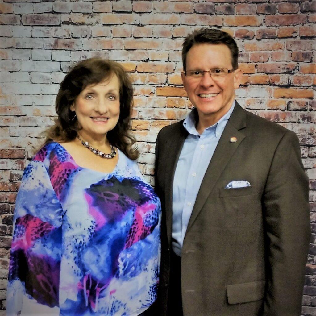 Meet Pastor Kevin & Denise Mendel